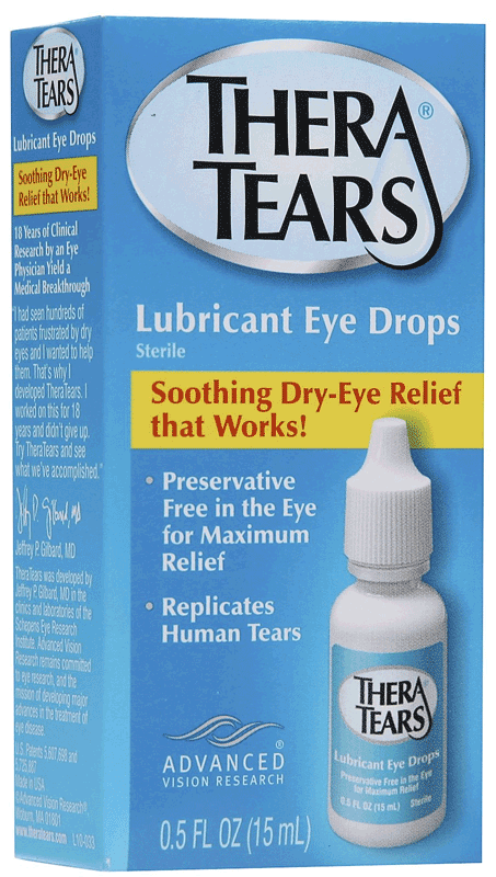 What Are Dry Eyes?