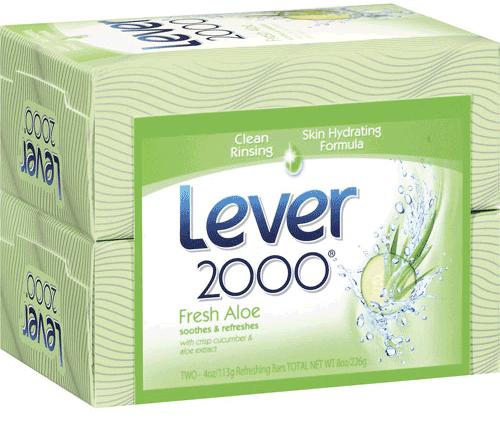 Lever 200 Bar Soap