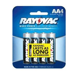 Rayovac-Akaline-AAA-Batteries