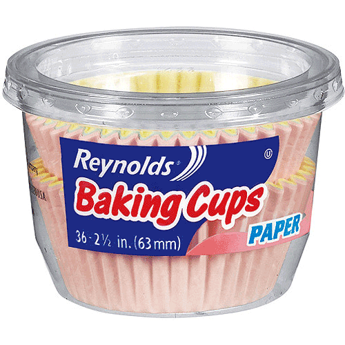 Reynolds Baking Cups Pastels [063876]