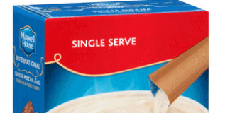 Maxwell House International Single Serve