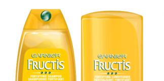 Garnier-Fructis--shampoo-conditioner