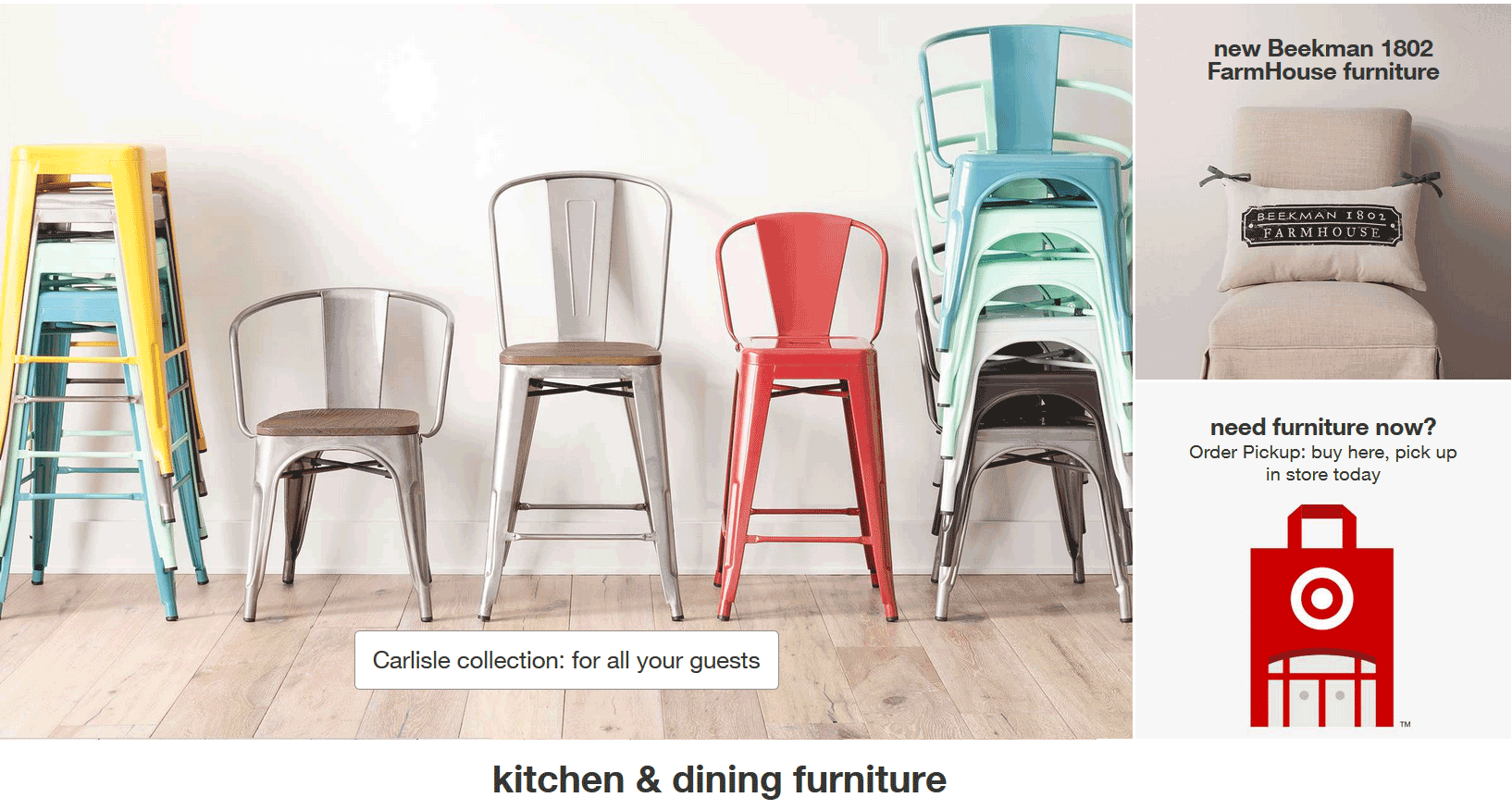 30 Off Dining And Accent Chairs At Target Com 10 12 Only